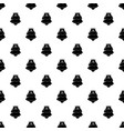 baby dress pattern seamless vector image