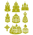 church orthodox vector image vector image