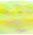 Abstract Yellow Geometrical Background vector image vector image