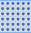 pattern 0134 japanese style vector image vector image