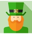 irish man vector image
