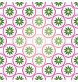 pattern 0141 japanese style chrysanthemum symbol vector image