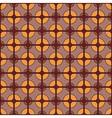 Retro textile pattern vector image vector image