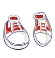 sneakers 2 vector image vector image