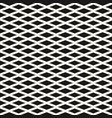 diamond seamless geometric pattern simple texture vector image vector image