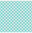 seamless pattern with bitcoins vector image vector image