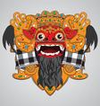 Barong-mask