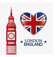 London england design vector image vector image