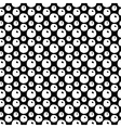 Hand Drawn Polka Dot Seamless Pattern vector image