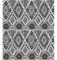 seamless pattern for tribal design Ethnic vector image vector image
