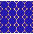 Polka dot geometric seamless pattern 2503 vector image vector image