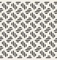 trendy monochrome twill weave lattice abstract vector image