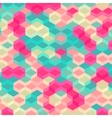 Abstract Geometrical Multicolored mosaic vector image