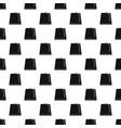 turkish fez pattern vector image vector image
