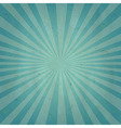 Old Sun Burst Background vector image