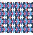 seamless wallpaper stripes rhombuses vector image