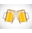 coold beers vector image vector image