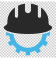 Development Hardhat Icon vector image vector image