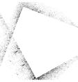 Ink blots square set-4 vector image vector image