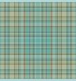tartan plaid pattern seamless print fabric vector image vector image