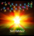 Abstract celebration background with stars and vector image