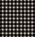 checkered seamless pattern in scottish style vector image vector image