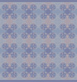 lace trim seamless pattern background vector image