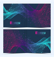 modern templates for square cover brochure vector image