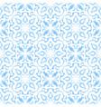 portuguese azulejo ceramic tile pattern vector image vector image