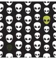 Alien Extraterrestrial Head vector image vector image