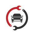 auto repairing logo automotive