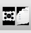 business presentation slides templates from vector image