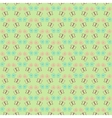 Butterfly seamless pattern for your design vector image