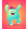 Cute monster set for halloween vector image vector image