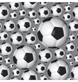 soccer or football ball pattern eps10 vector image vector image