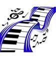 Piano wave vector image