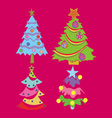Christmas 1 vector image vector image
