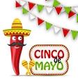 Cinco De Mayo Holiday Background