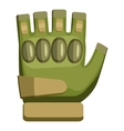 Glove icon cartoon style vector image vector image