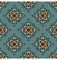 Seamless abstract tiled pattern vector image