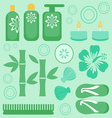 Spa collection vector | Price: 1 Credit (USD $1)