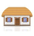ancient farmhouse 01 vector image