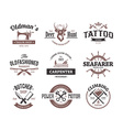 Craft Retro Emblems