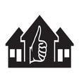 House ikona2 resize vector image vector image