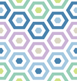 Retro modern hexagons vector | Price: 1 Credit (USD $1)