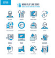 business creative marketing development design vector image vector image