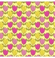 Cute tulips pattern