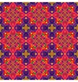 abstract seamless patchwork background from vector image vector image