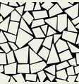 endless marble mosaic vector image