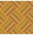Seamless background wooden parquet vector image vector image